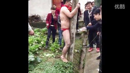 贵州遵义市绥阳县结婚趣事
