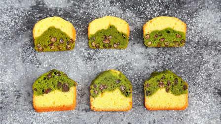 双色磅蛋糕—菜鸟美食学堂10