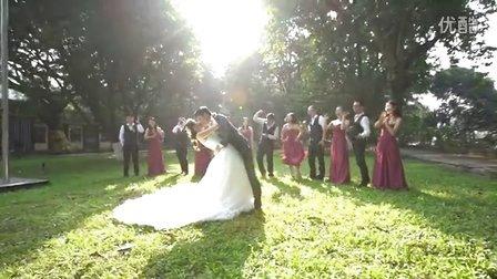 John+Silvia 婚礼快剪 | 文艺复兴影像工作室
