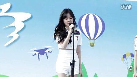 扶余航空休闲音乐会 9MUSES(A) 李金祚Geum-Jo Monster