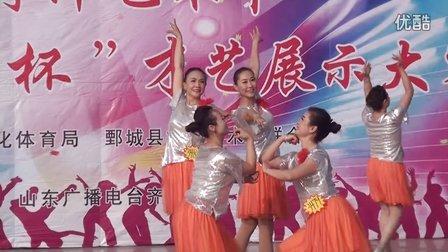 """鄄城县""""健康吉祥杯""""才艺大赛复赛第一场"""