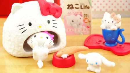日本食玩之凯蒂猫咖啡馆第八弹 233