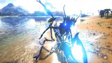 神秘学院-雷神圣螳螂的力量