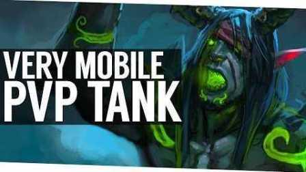 Cartoonz 坦克恶魔猎手战场PvP[魔兽世界PvP]WoW7.1