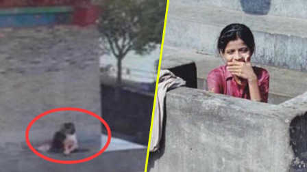 情侣景区做出不雅行为 印度农村厕所让人脸红「糗事一桩桩」第6期