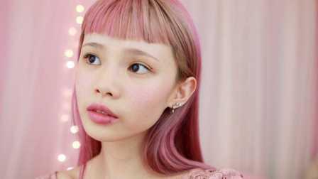 princessmei | 我的极简日常妆教程@5kg字幕组