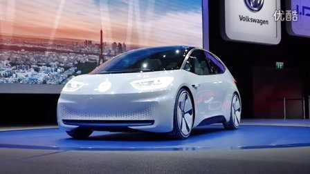 [Autogefuehl] VW 大众 I.D. Concept Electric Car 概念车