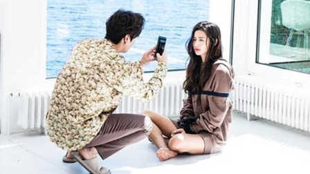 《蓝色大海的传说》大结局未播片段 李敏镐全智贤吻戏太美太好看