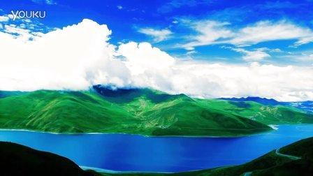 西藏三大圣湖之一 羊卓雍措 羊湖 羊卓雍错 西藏不只有拉萨和布达拉宫