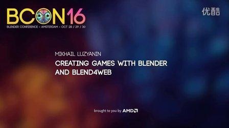 43-用 Blender 和 Blend4Web 创作游戏
