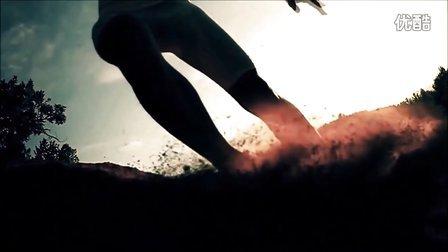 奔跑吧兄弟2017年会震撼模板跑步视频素材片头AE模板百米赛跑冲刺励志年终总结表彰大会免费PPT模板
