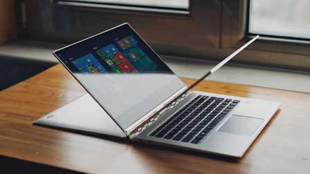 联想YOGA 5 Pro翻转笔记本上手体验「WEIBUSI出品」