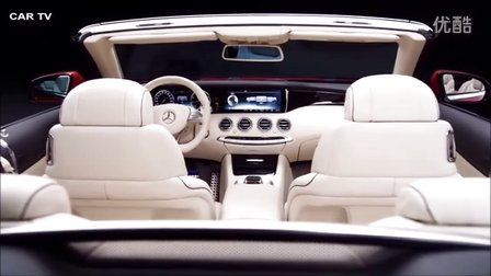 2017奔驰迈巴赫S650内饰外观展示 Mercedes Maybach S650 Cabriolet - INTERIOR