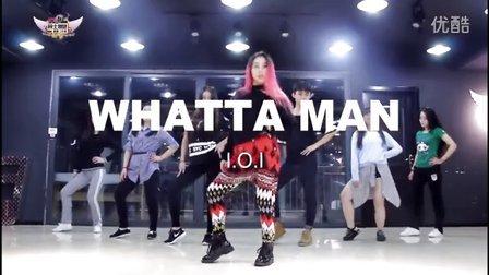 重庆JOL爵士联盟舞蹈教学练习课堂版I.O.I-whatta man