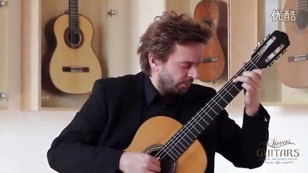 舒伯特小夜曲-古典吉他版