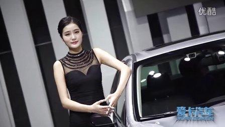 2016广州车展 靓丽车模抢先看