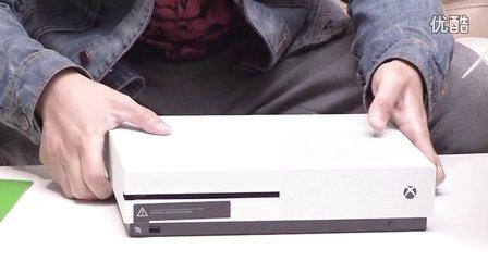 【A9VG】国行Xbox One S游戏机开箱 兼具游戏和4K视频观看的最佳之选