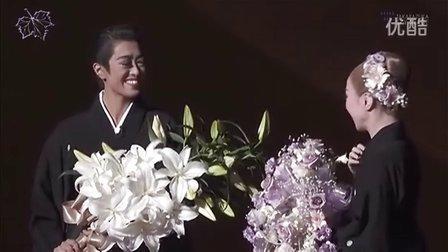 星組 東京宝塚劇場公演 千秋楽 『桜華に舞え』『ロマンス!!(Romance)』