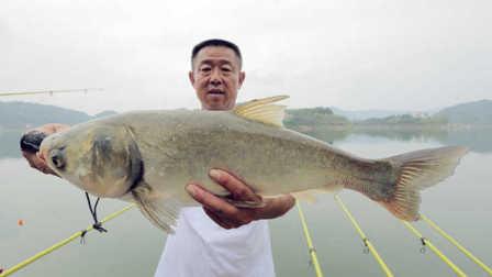 《游钓中国》第二季第21集 八年坚持,72小时升钟湖大赛一触即发