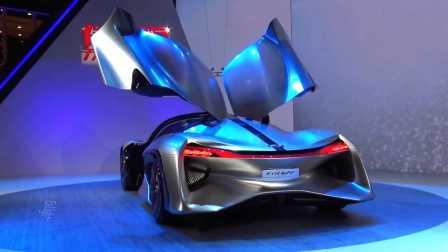 广州车展 原来国产也有这样的概念车啊