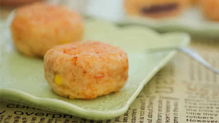 爆浆紫薯虾饼 29