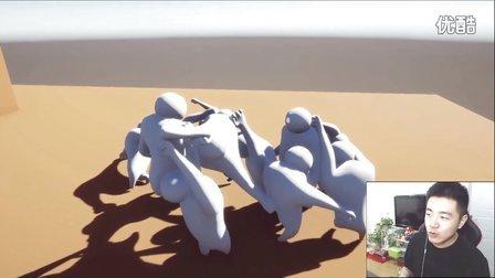 新版本的智障傀儡同步机器人!《基佬大乱斗》No.03