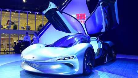 夏东评车 2016广州国际车展 广汽传祺 EnLight