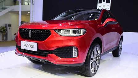 夏东评车 2016广州国际车展 长城汽车 WEY W02