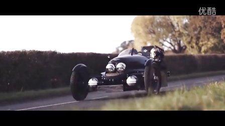 Selfridges限量版摩根EV3电动版三轮车正式发布