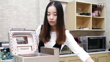 小懒用东菱TM018面包机教你做标准面包