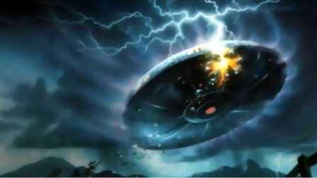 世界十大未解之谜 UFO飞碟之谜