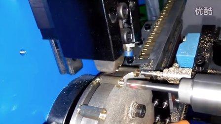 黄铜  全自动攻丝机厂家  M8X1视频