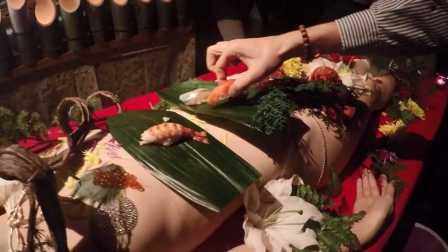 日本美女人体盛宴