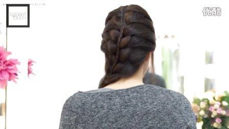 【Elegant Touch雅致格】法式编织辫子发型教程