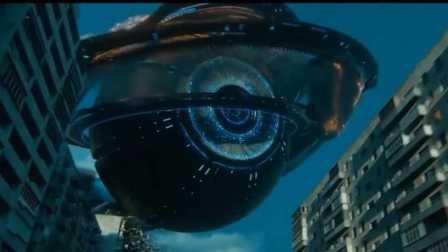外星飞船坠毁地球《莫斯科陷落》