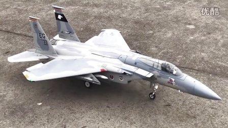 飞翼90涵道 F15