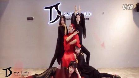 TS白小白编舞《锦鲤抄》中国风舞蹈教学练习室【TS DANCE】