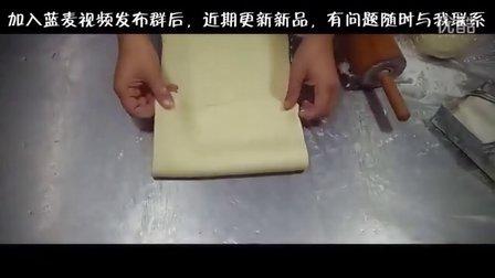 拿破仑酥皮蛋糕-蓝麦技术