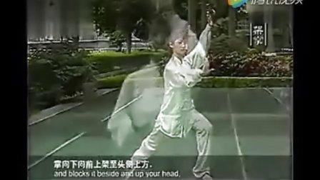 太极拳24式基本功详解