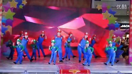 亲子舞蹈《健康歌》指导教师 鲁丹 刘萍