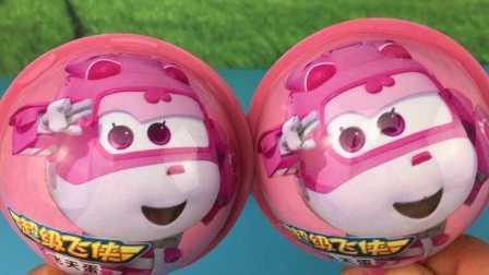 宣宇爱玩亲子游戏 2016 星际宝贝史迪奇拆超级飞侠猪猪侠菲菲奇趣蛋 史迪奇拆猪猪侠奇趣蛋