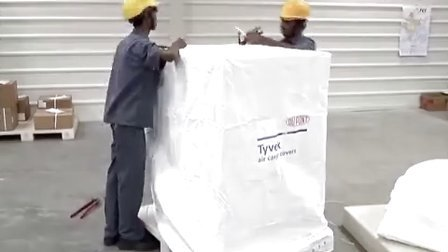 Tyvek® 货物运输隔热罩确保药品在运输途中的安全