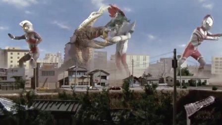 【BD国语】艾斯奥特曼05上译配音 1080P超清:大蚁超兽VS奥特兄弟