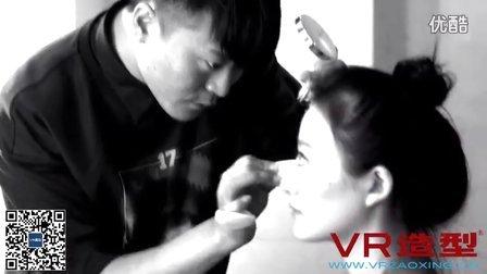 VR造型 2016年歌从黄河来总决赛花絮北京化妆造型培训学校化妆实习就业最多的学校