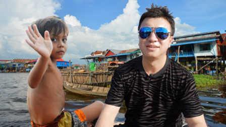 柬埔寨竟然藏着个水上森林 03