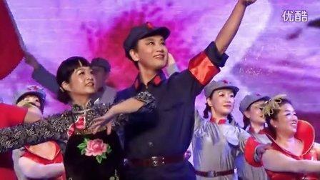 舞蹈 红军颂 映山红 红星歌