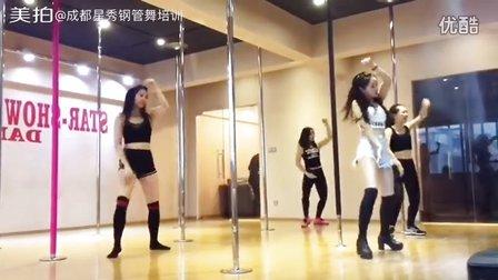 爵士舞泫雅red 课后随拍 成都星秀舞蹈职业培训机构