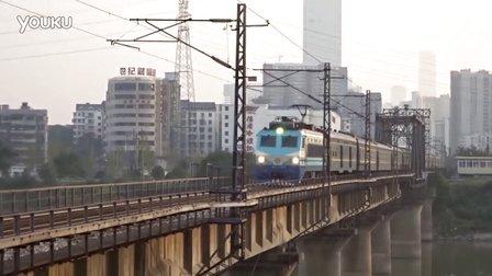 [火车]SS8+25G[K1168]海口-西安 广铁沙段浏阳河上行
