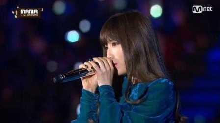 【金泰妍】少女时代泰妍 SOLO《RAIN》LIVE现场版【SNSD】