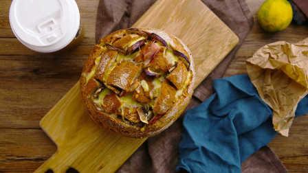 黄油培根面包盒 182